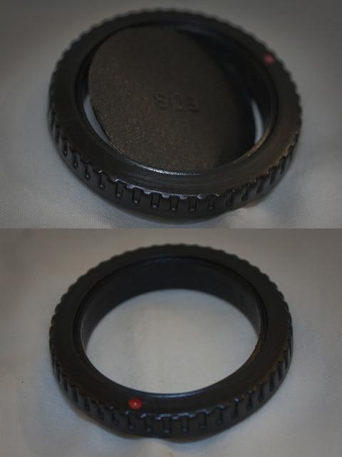 Canon EOS body cap