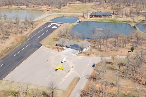 house oklahoma plane airport aircraft sony aerial planes alpha runway hanger cookson a700 snakecreek
