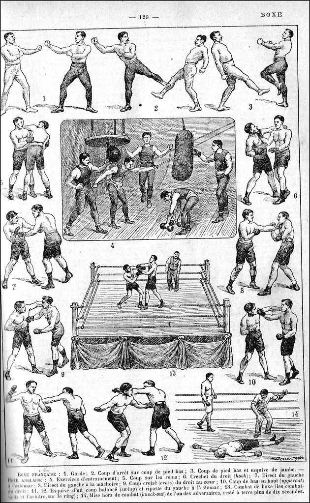 the 1920s-boxing | Mo | Flickr
