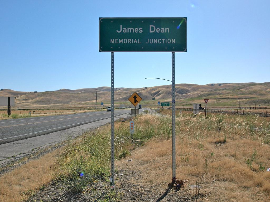 James Dean Memorial Junction