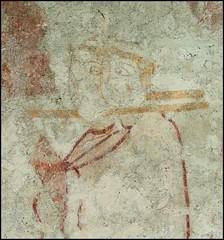 St Edmund decapitated