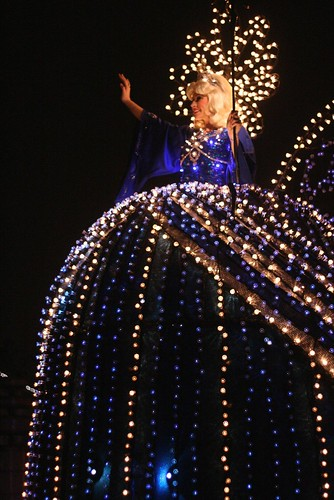 Disney's Electrical Parade: Blue Fairy | by armadillo444