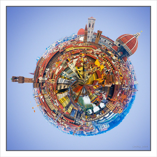 "Little Planet ""Firenze"" 