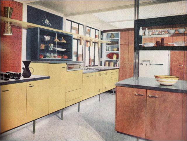 1958 St. Charles Kitchen | Source: Better Homes & Gardens | Flickr