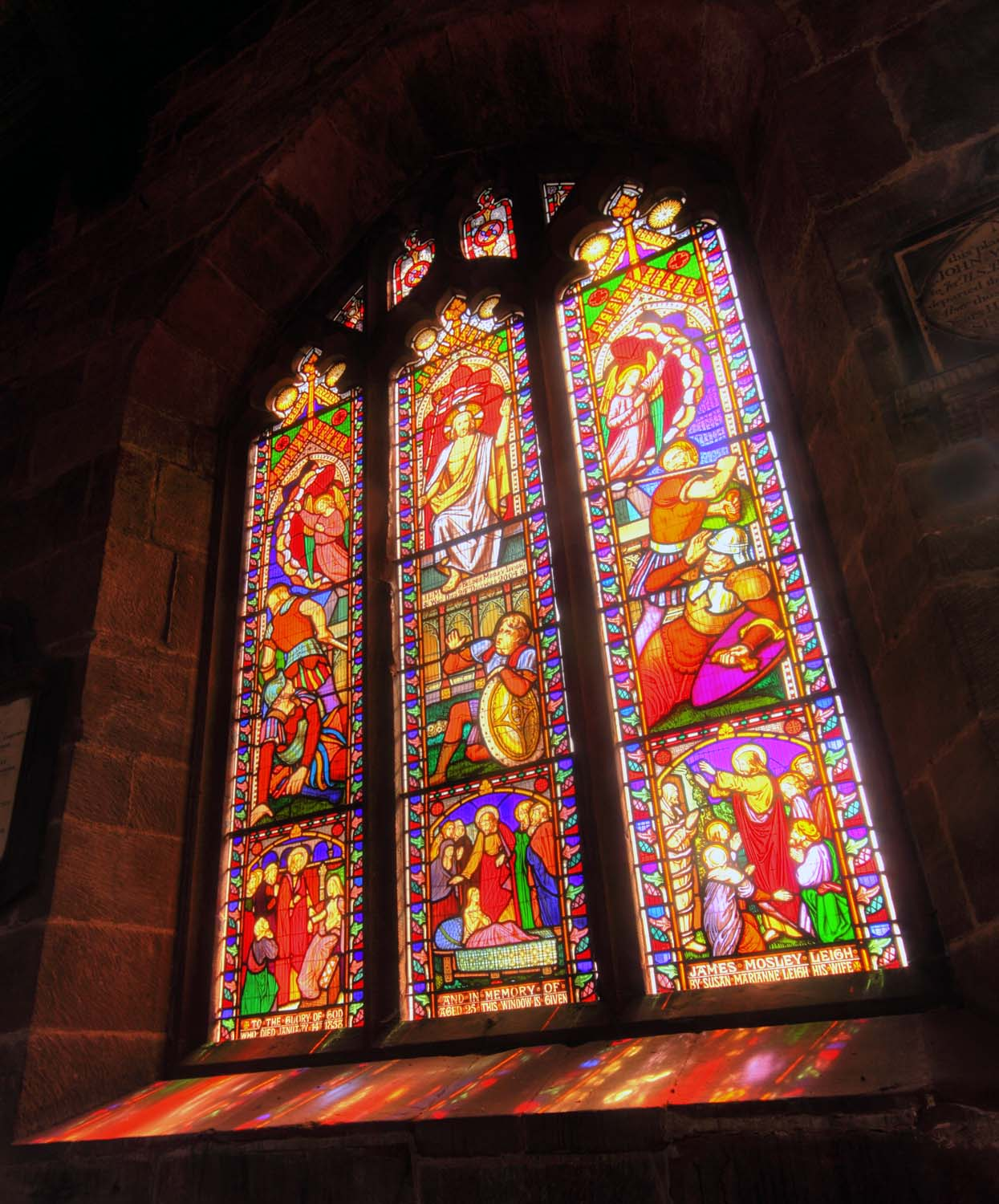Budworth,st,Mary,All,saints,great,Cheshire,Northwich,UK,England,Village,staned,stainned,glass,365days,HDR,high dynamic range,george,dragon,pub,church,interior,inside,building,buildings,built,architecture,hotpix!