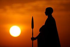 Baba the Maasai