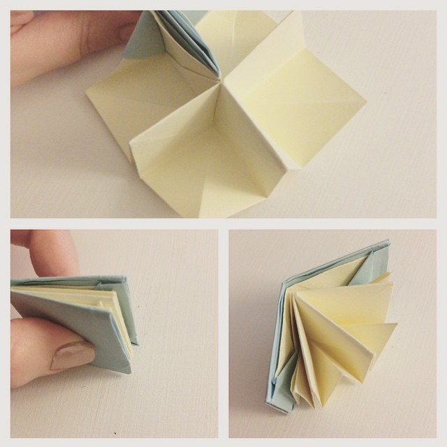It S A Little Origami Popup Book Todo Origami O