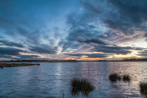 sunset sky sun water netherlands clouds zonsondergang wolken groningen lucht reinasmallenbroek