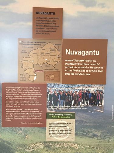 Nuvagantu, Spring Mountains Visitors Gateway 06.2015
