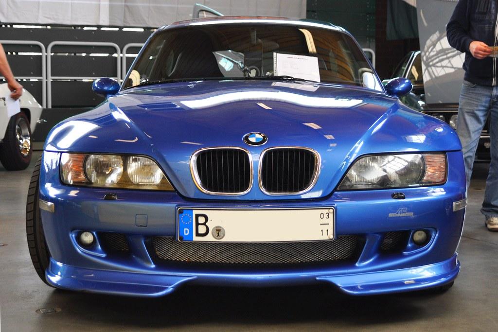 Bmw Z3 M Shooting Brake Ac Schnitzer Coupé 1999 Colour Flickr