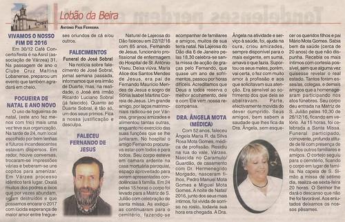 NOTÍCIAS 29-12-2016 | by ALBERTINO SILVA