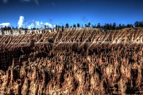 silent city bryce canyon national park service np nps centennial navajo loop trail outdoor nature landscape landschaft landschap paysage hoodoo canon eos 6d fullframe ef24105mmf4lisusm utah usa america amerika rik tiggelhoven travel photography