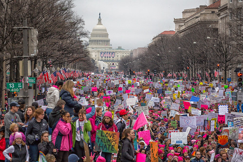 Women's March on Washington | by Mobilus In Mobili