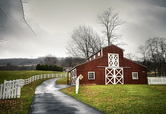 The Little Barn in Maryland