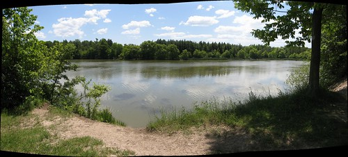 Milne Lake 3   by Lone Primate