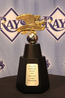 William Harridge Award 2008 American League Champions