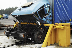 Avon EB950CR Rising Arm Barrier - Crash Tested