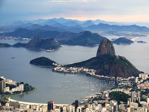 Rio de Janeiro - Brazil   by Hudsӧn