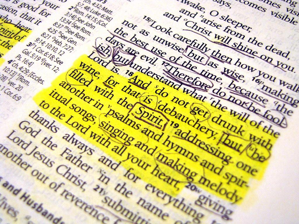 Ephesians 5:18 | Matt | Flickr