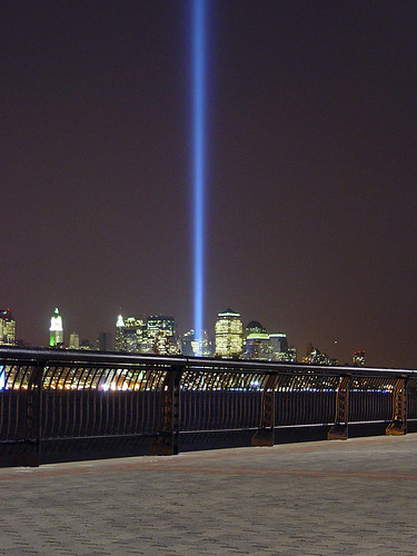 """WTC Tribute Lights 2"" 