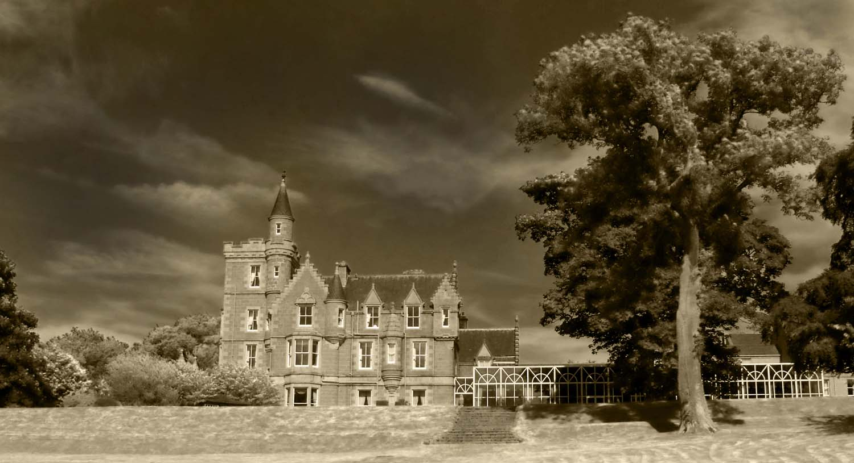 Ardoe,Aberdeen,scotland,Infrared,Soapy,Hotel,IR,hoya,R72,filter,sky,trees,365days,Schotland,l'Ecosse,Ecosse,Schottland,\u03a3\u03ba\u03c9\u03c4\u03af\u03b1,la,Scozia,\u30b9\u30b3\u30c3\u30c8\u30e9\u30f3\u30c9,\uc2a4\ucf54\ud2c0\ub780\ub4dc,\u0428\u043e\u0442\u043b\u0430\u043d\u0434\u0438\u044f,Escocia,B/W,black,white,mono,monochrome,tonysmith,tony,smith,edinbrugh,hotpix!,#tonysmithhotpix