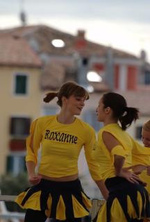 Roxanne dancing   by akk_rus