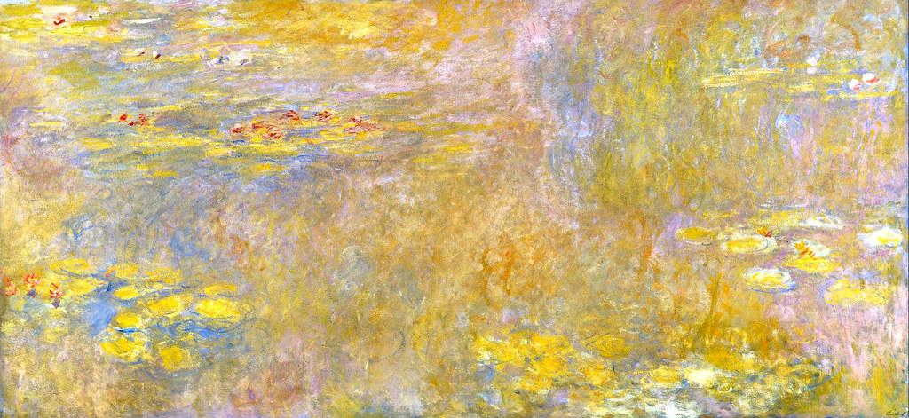 W 1978  Claude Monet: Water-Lilies (1920-26)