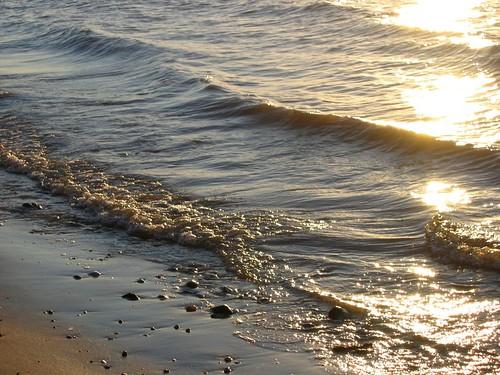 travel beach sunrise flickr