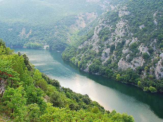 Αλιάκμονας / River Aliakmonas-north Greece