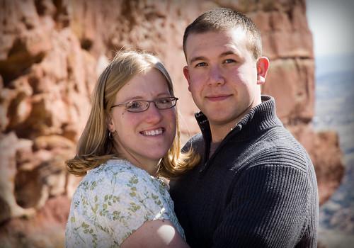 Natalie and Adam