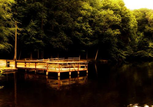 lake dock northcarolina hdr lexingtonnc finchpark jeanetterunyon