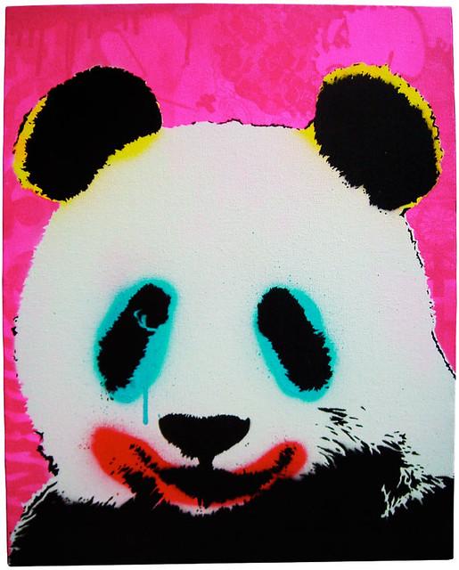 Pink Panda Pop