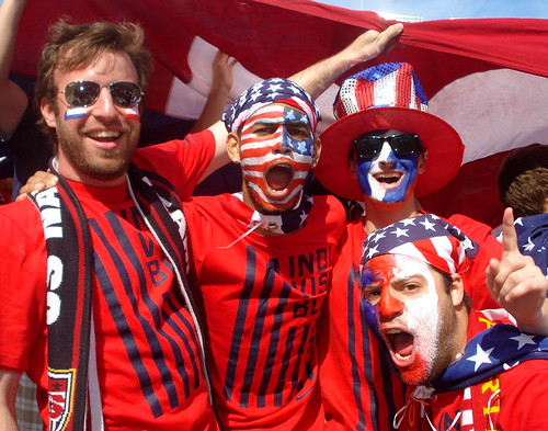 US Soccer Fans | by braveheartsports