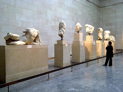 British Museum: Parthenon | by bram_souffreau