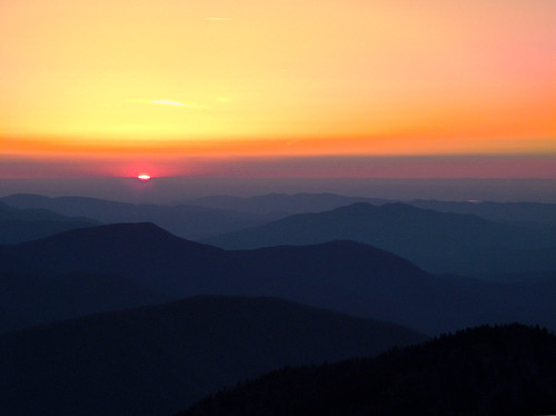 canon mt explore smokymountains sunset1 leconte greatsmokymountainsnationalpark gsmnp 490 g10 mountleconte tonybarber sunsetsandsunrisesgold