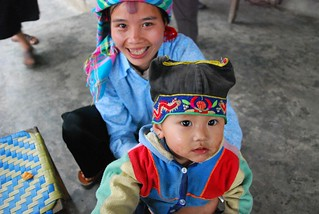 zay mother and baby, ban ho village | by hopemeng