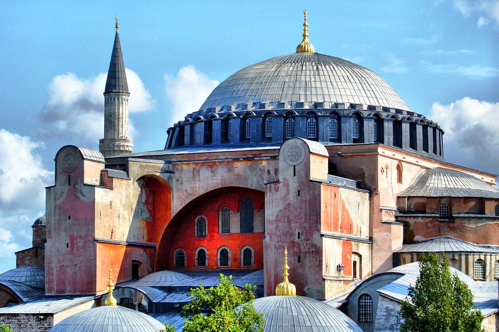 Hagia Sophia Istanbul Hagia Sophia Turkish Ayasofya Flickr