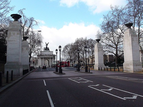 Constitution Hill & Wellington Arch | by Nick Mehlert