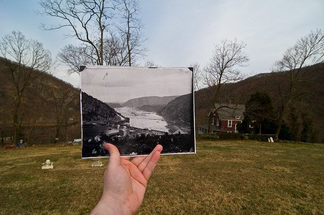Looking Into the Past: Harper's Ferry, WV