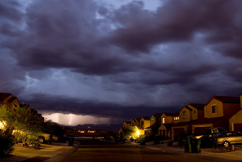 First Storm of the 2009 Monsoon | by JoniRae