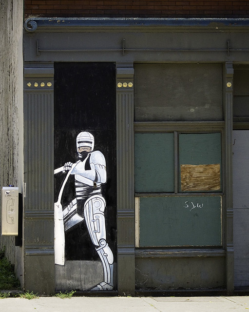 Robocop in OTR