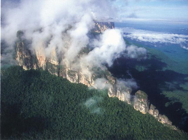 Sandstone Table Mountain Postcard