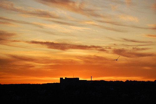 panorama canada sunrise geotagged quebec nikond40 drocpsu