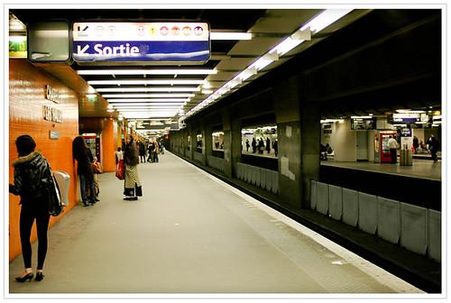 Paris Subway | by Cristian Ghe.