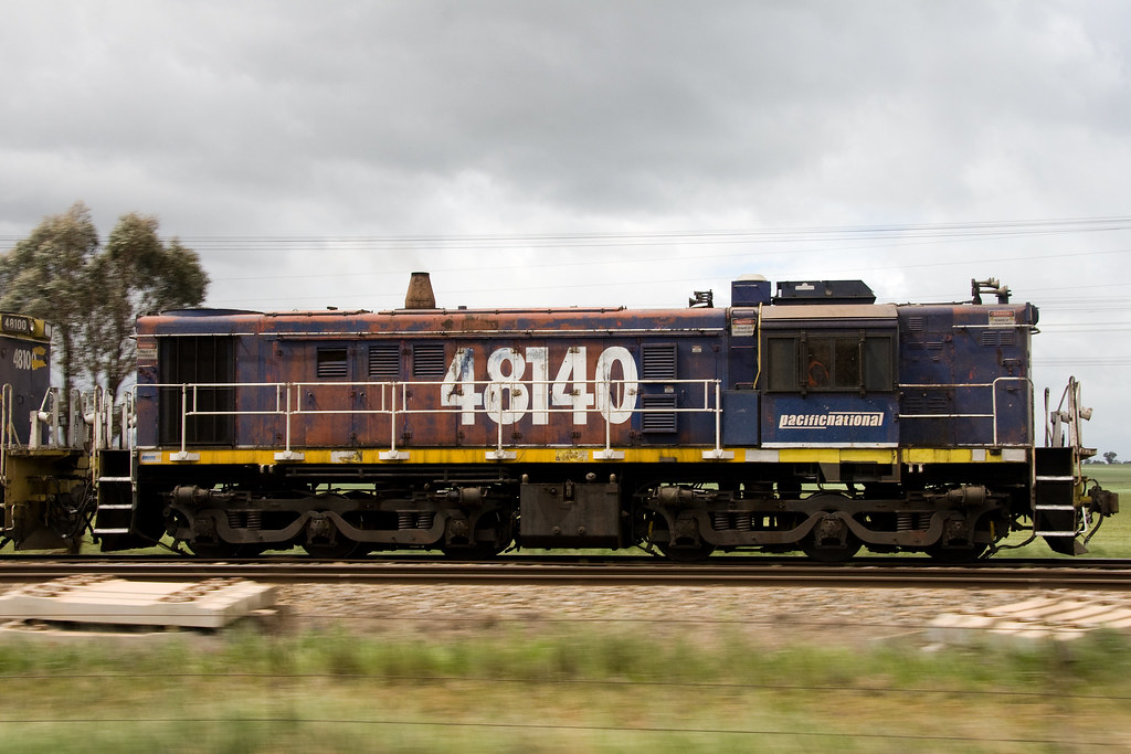 48140 at Illabo by Trent