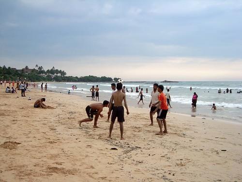 Bentota Beach, Sri Lanka (Jan 11, 2009)