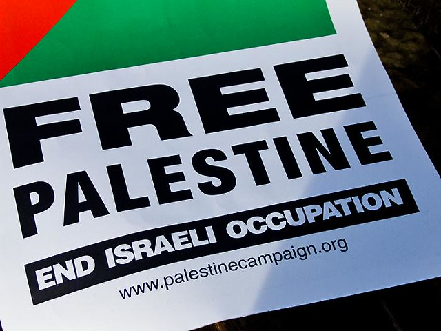 Free Palestine - End Israeli Occupation
