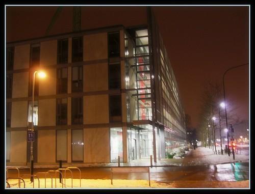 ECS University of Southampton-Bheegi raat ka aik manzar
