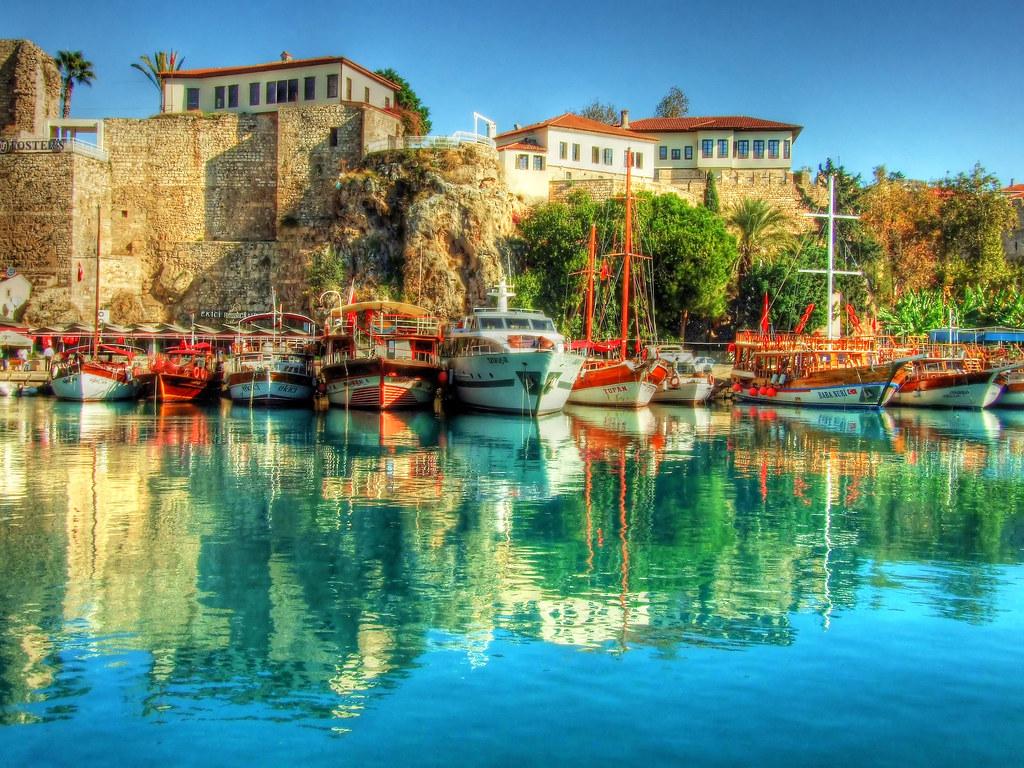Antalya Marina...
