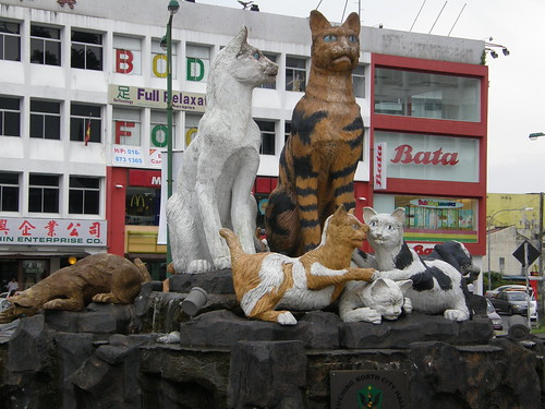 Kuching Cats | by rakugo
